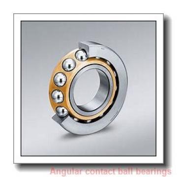 90 mm x 225 mm x 54 mm  KOYO 7418 angular contact ball bearings