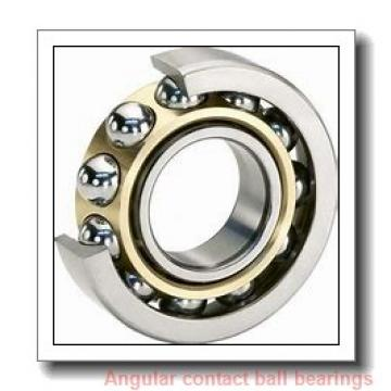 20 mm x 37 mm x 9 mm  SKF S71904 CE/HCP4A angular contact ball bearings