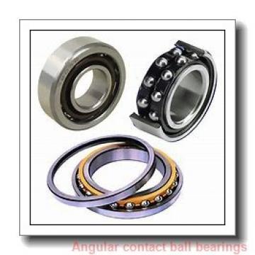 35 mm x 72 mm x 17 mm  SKF S7207 ACD/P4A angular contact ball bearings