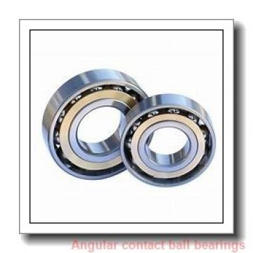 40 mm x 90 mm x 23 mm  SKF 7308 BEGBM angular contact ball bearings