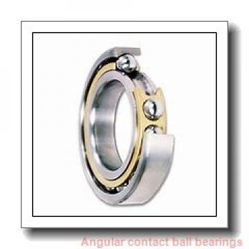 75 mm x 105 mm x 16 mm  NSK 75BER19XE angular contact ball bearings