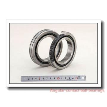 55 mm x 90 mm x 18 mm  NSK 55BER10XE angular contact ball bearings