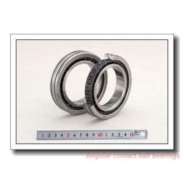 Toyana 7012 B-UO angular contact ball bearings