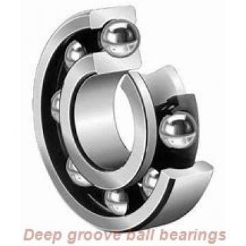 90 mm x 115 mm x 13 mm  FAG 61818-2Z-Y deep groove ball bearings