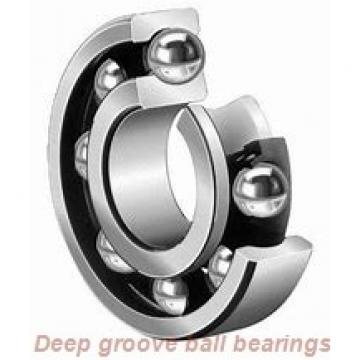 95 mm x 200 mm x 45 mm  SKF 6319-2Z deep groove ball bearings