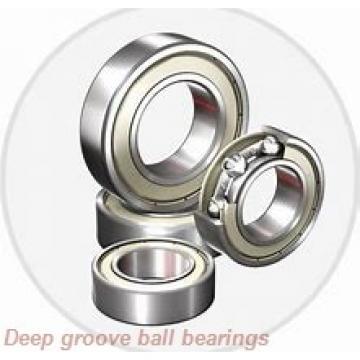 45 mm x 100 mm x 25 mm  SKF BB1-1010/C3 deep groove ball bearings