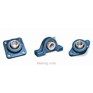 INA RTUEY30 bearing units
