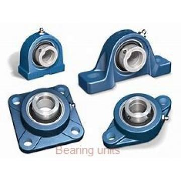 INA PCFTR20 bearing units