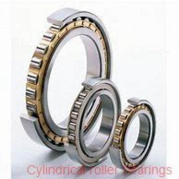 320 mm x 480 mm x 121 mm  NKE NCF3064-V cylindrical roller bearings
