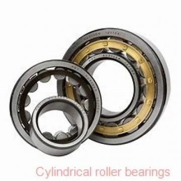 110 mm x 280 mm x 65 mm  NKE NUP422-M cylindrical roller bearings