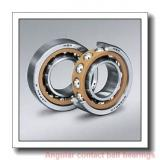 85 mm x 130 mm x 22 mm  NSK 85BER10X angular contact ball bearings