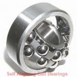 14 mm x 36 mm x 14 mm  NMB PBR14FN self aligning ball bearings