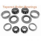 35 mm x 65 mm x 20 mm  KBC TR356521HL tapered roller bearings